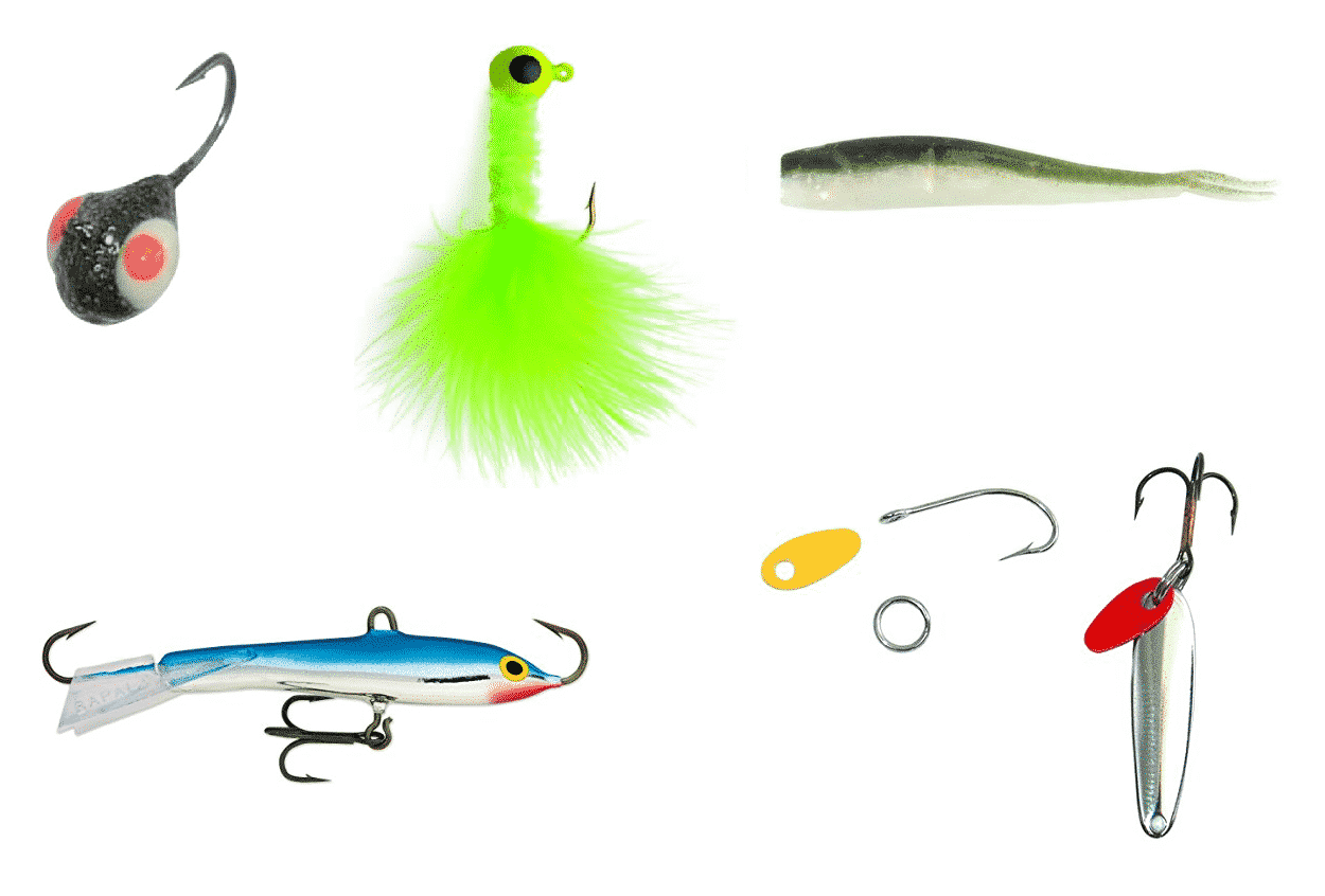 Ice fishing lures for Ice fishing lures for panfish