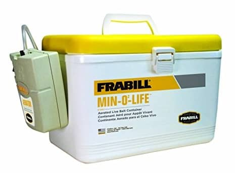 Frabill Personal Bait Station
