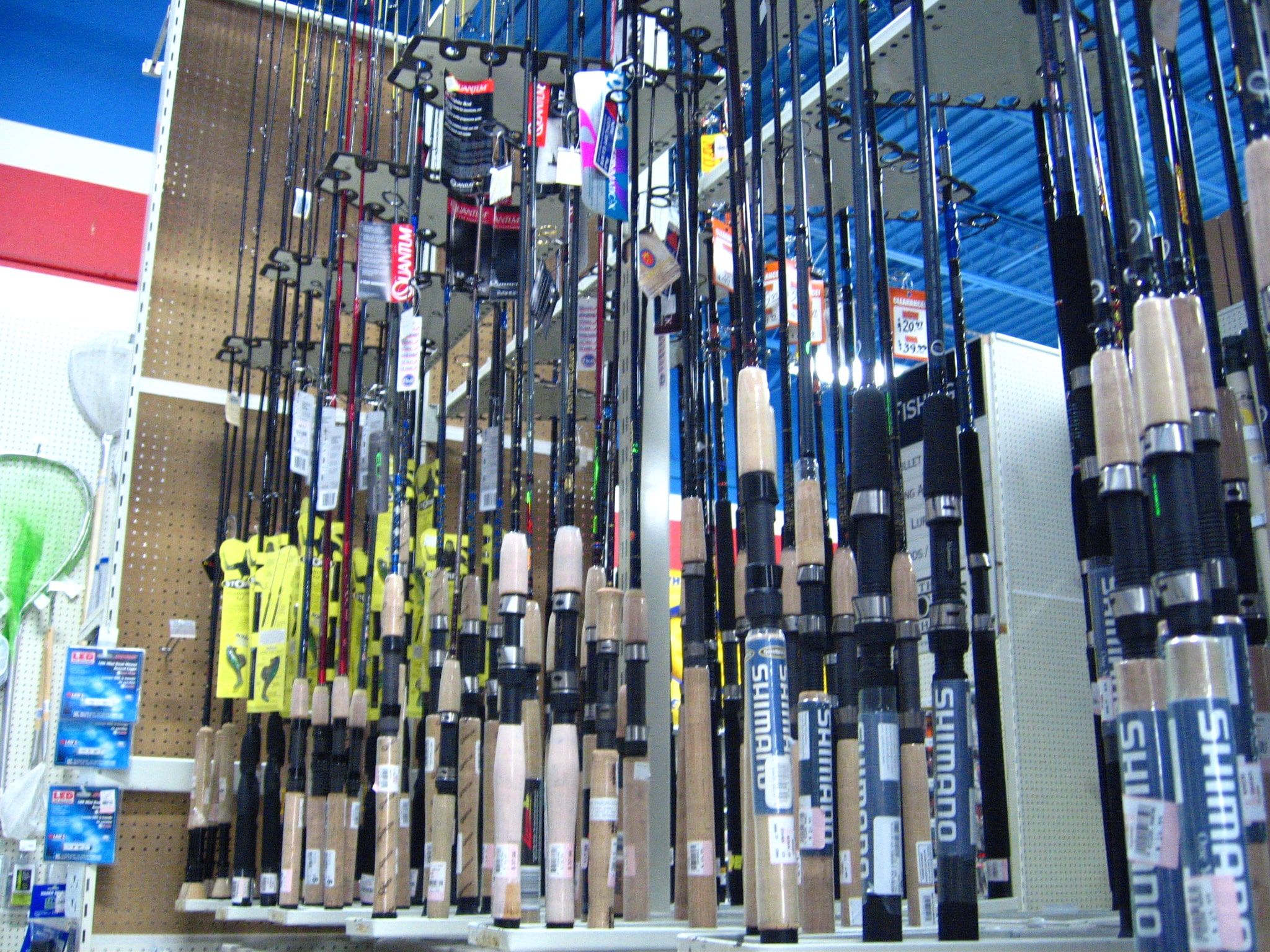 crappie fishing rods