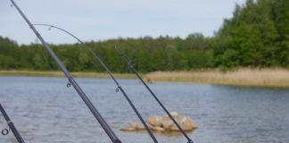 Why are crappie rods so long