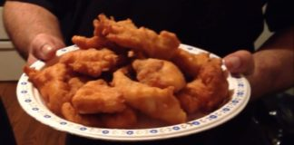 Beer Battered Crappie Recipe
