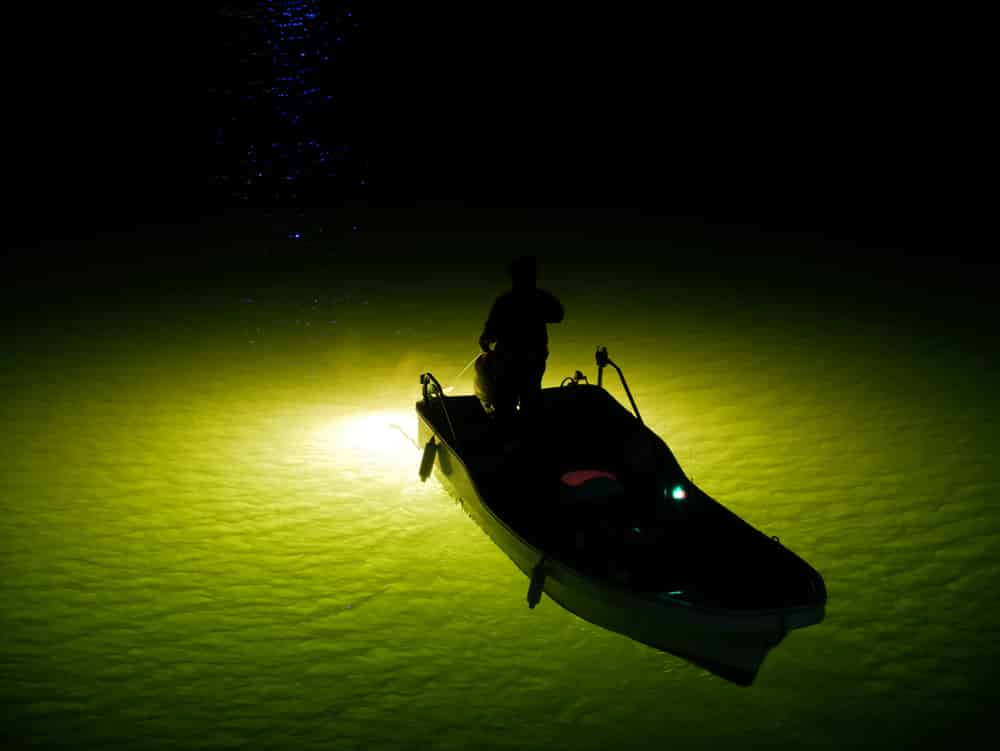 Best Floating Crappie Light Underwater Submersible
